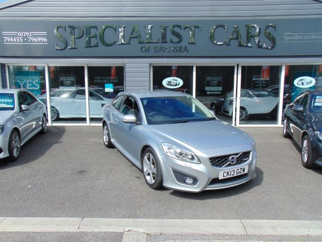 Used VOLVO C30 in Swansea, Wales for sale