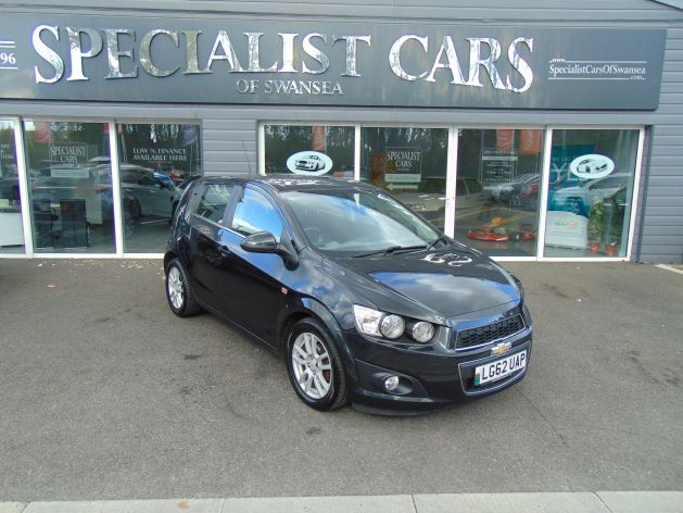 Used CHEVROLET AVEO in Swansea, Wales for sale