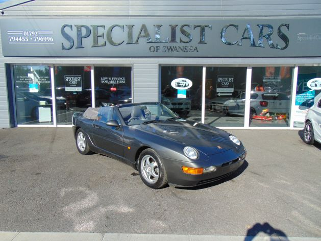 Used PORSCHE 968 in Swansea, Wales for sale
