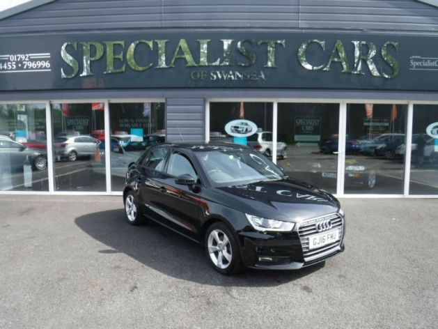 Used AUDI A1 in Swansea, Wales for sale