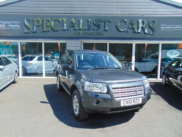 Used LAND ROVER FREELANDER in Swansea, Wales for sale