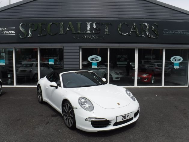 Used PORSCHE 911 in Swansea, Wales for sale