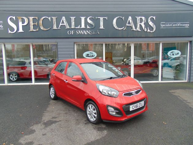 Used KIA PICANTO in Swansea, Wales for sale
