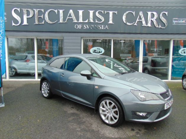 Used SEAT IBIZA in Swansea, Wales for sale
