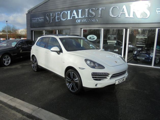 Used PORSCHE CAYENNE in Swansea, Wales for sale