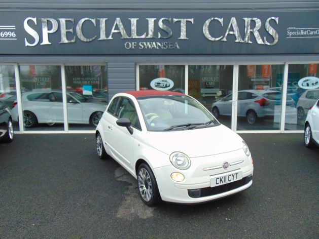 Used FIAT 500 in Swansea, Wales for sale