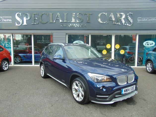 Used BMW X1 in Swansea, Wales for sale