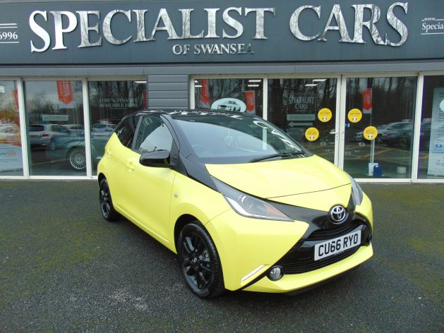 Used TOYOTA AYGO in Swansea, Wales for sale