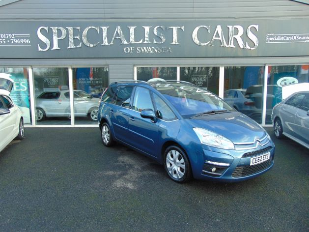 Used CITROEN C4 GRAND PICASSO in Swansea, Wales for sale