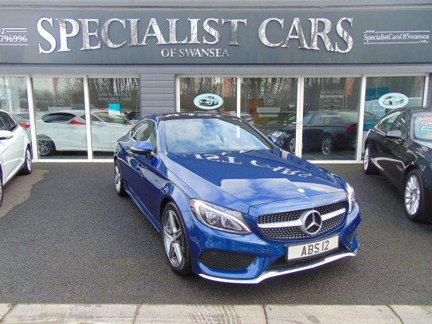 Used MERCEDES C-CLASS in Swansea, Wales for sale