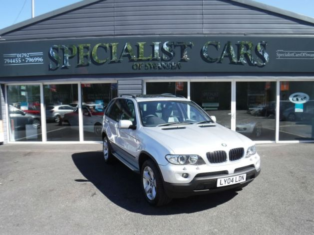 Used BMW X5 in Swansea, Wales for sale