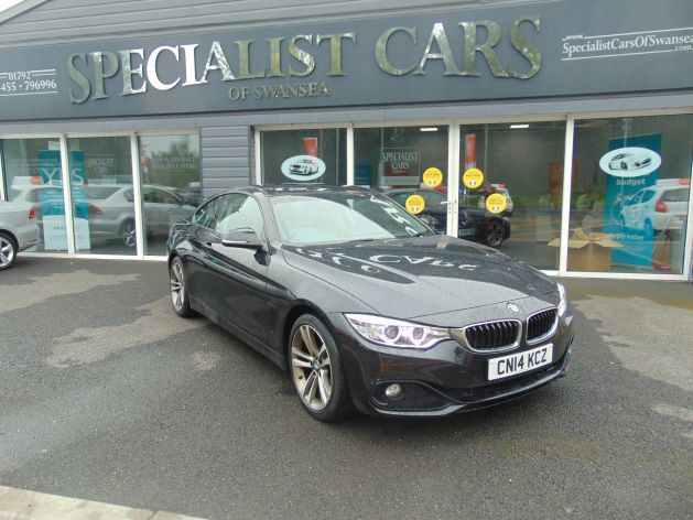 Used BMW 4 SERIES in Swansea, Wales for sale