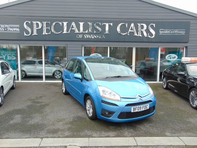 Used CITROEN C4 PICASSO in Swansea, Wales for sale