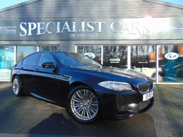 Used BMW 5 SERIES in Swansea, Wales for sale