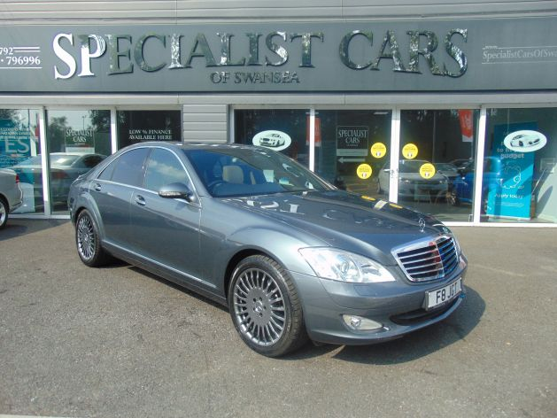 Used MERCEDES S-CLASS in Swansea, Wales for sale
