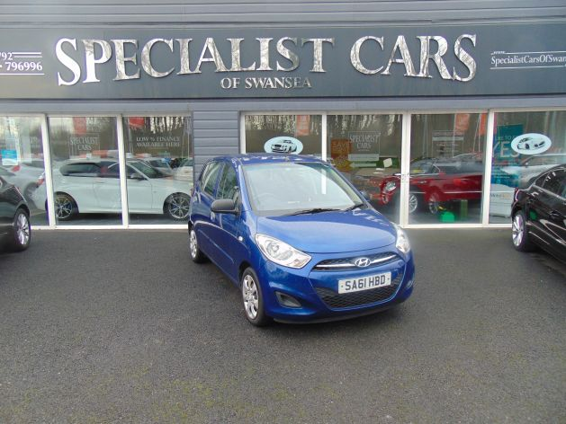 Used HYUNDAI I10 in Swansea, Wales for sale