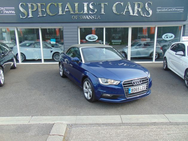 Used AUDI A3 in Swansea, Wales for sale