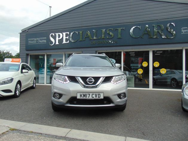 Used NISSAN X-TRAIL in Swansea, Wales for sale
