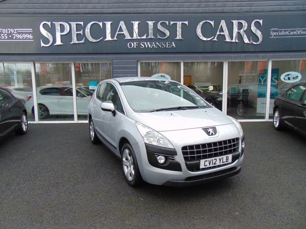 Used PEUGEOT 3008 in Swansea, Wales for sale
