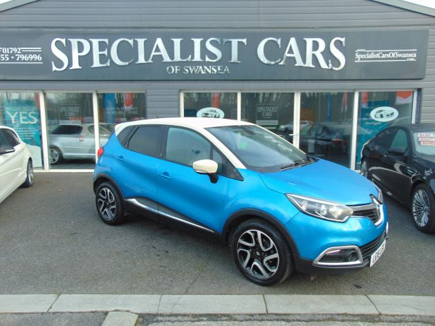 Used RENAULT CAPTUR in Swansea, Wales for sale