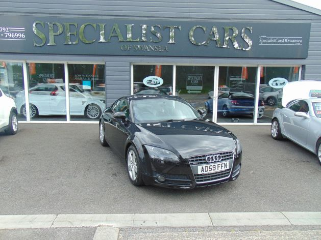 Used AUDI TT in Swansea, Wales for sale