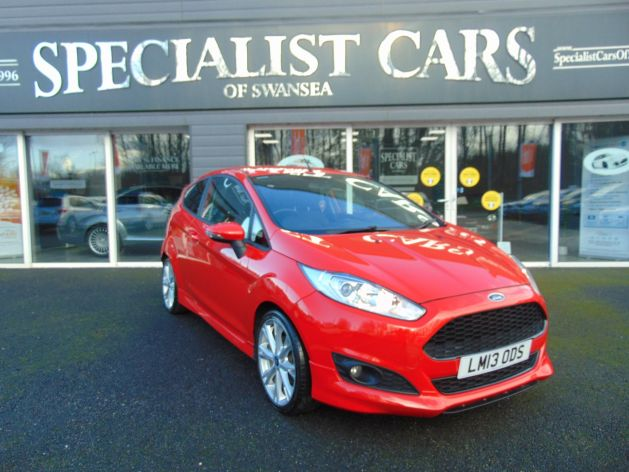 Used FORD FIESTA in Swansea, Wales for sale