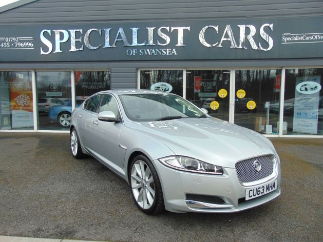 Used JAGUAR XF in Swansea, Wales for sale