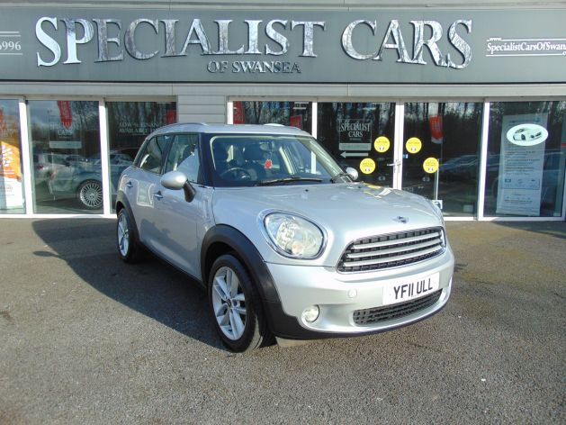Used MINI COUNTRYMAN in Swansea, Wales for sale