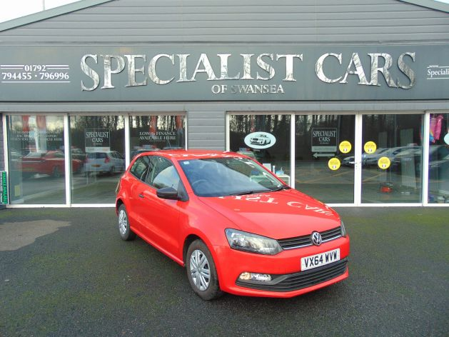 Used VOLKSWAGEN POLO in Swansea, Wales for sale