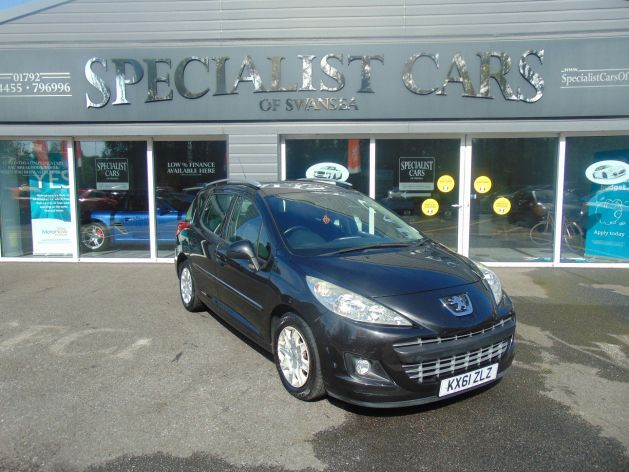 Used PEUGEOT 207 in Swansea, Wales for sale