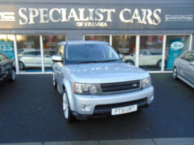 Used LAND ROVER RANGE ROVER SPORT in Swansea, Wales for sale