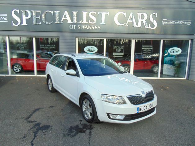 Used SKODA OCTAVIA in Swansea, Wales for sale