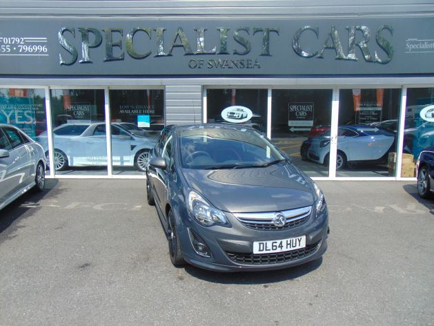 Used VAUXHALL CORSA in Swansea, Wales for sale