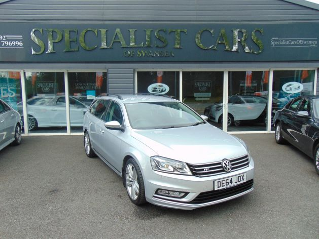 Used VOLKSWAGEN PASSAT in Swansea, Wales for sale