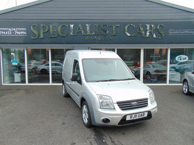 Used FORD TRANSIT CONNECT in Swansea, Wales for sale