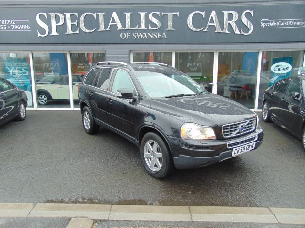 Used VOLVO XC90 in Swansea, Wales for sale