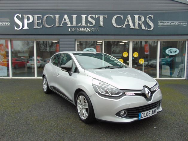 Used RENAULT CLIO in Swansea, Wales for sale