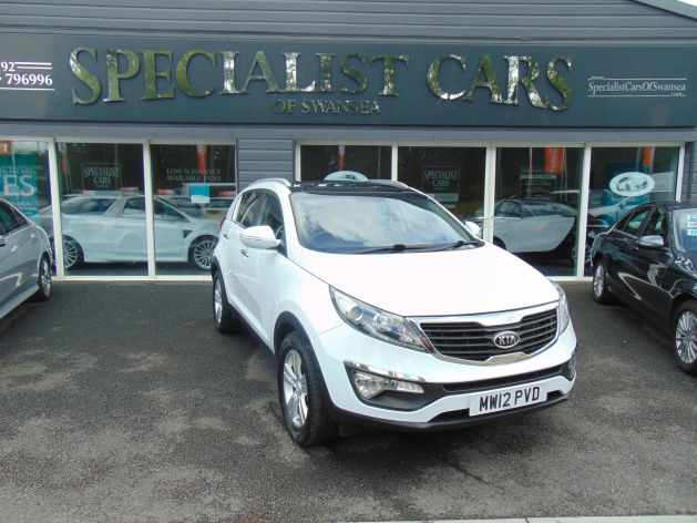 Used KIA SPORTAGE in Swansea, Wales for sale