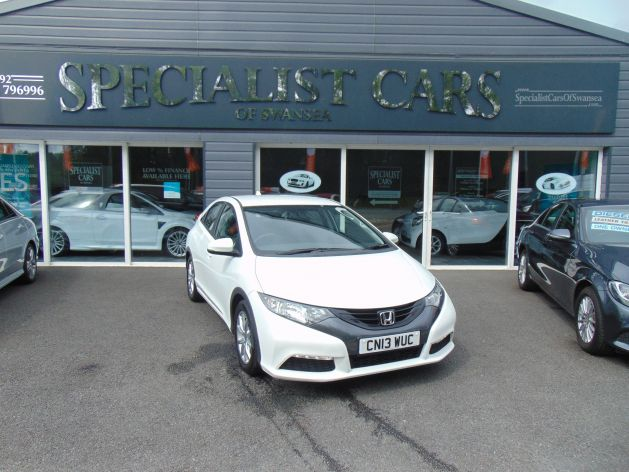 Used HONDA CIVIC in Swansea, Wales for sale