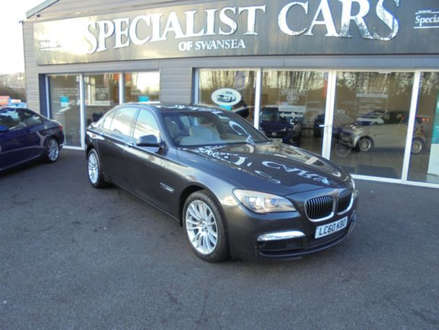 Used BMW 7 SERIES in Swansea, Wales for sale