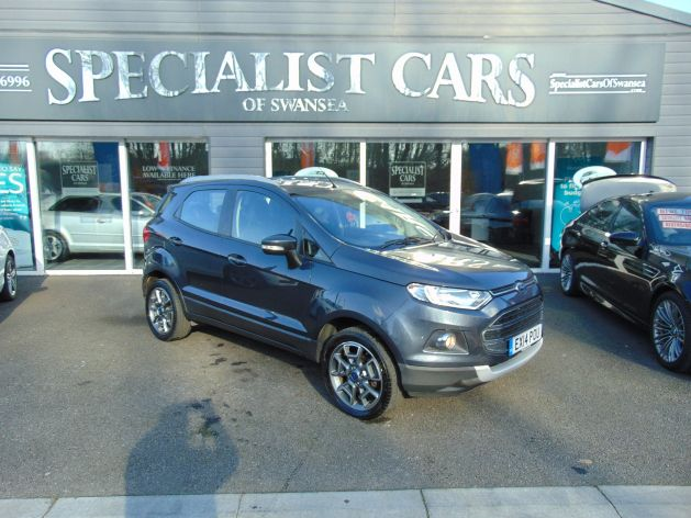 Used FORD ECOSPORT in Swansea, Wales for sale