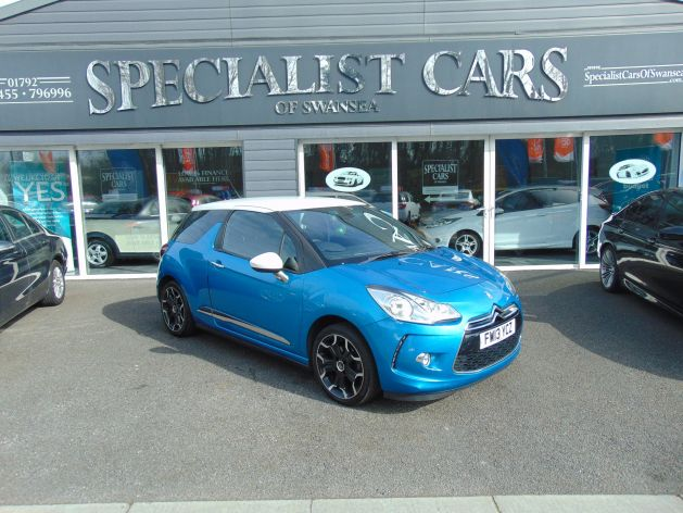 Used CITROEN DS3 in Swansea, Wales for sale