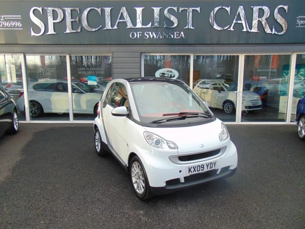 Used SMART FORTWO COUPE in Swansea, Wales for sale