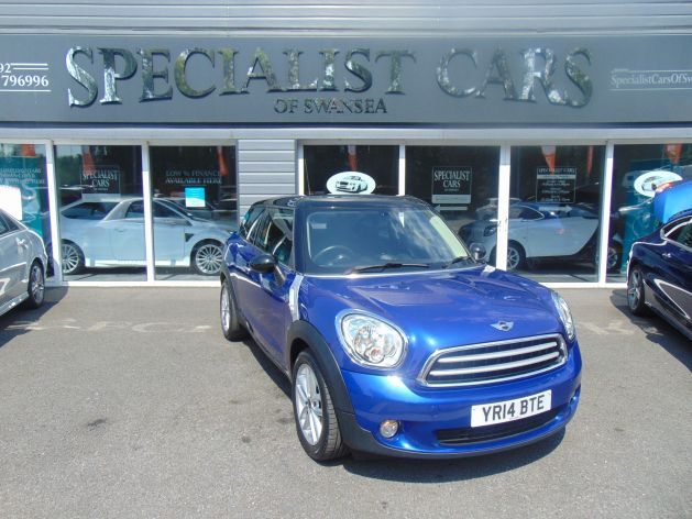 Used MINI PACEMAN in Swansea, Wales for sale