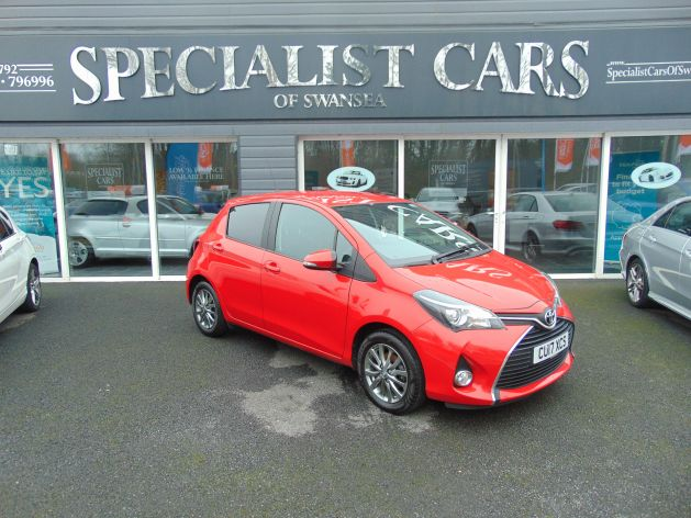 Used TOYOTA YARIS in Swansea, Wales for sale