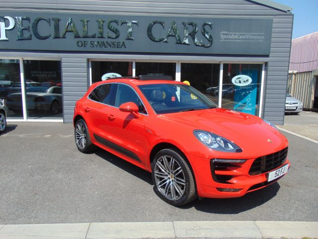 Used PORSCHE MACAN in Swansea, Wales for sale