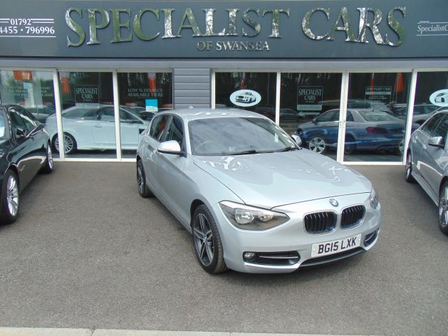 Used BMW 1 SERIES in Swansea, Wales for sale