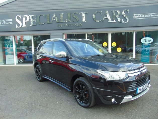 Used MITSUBISHI OUTLANDER in Swansea, Wales for sale