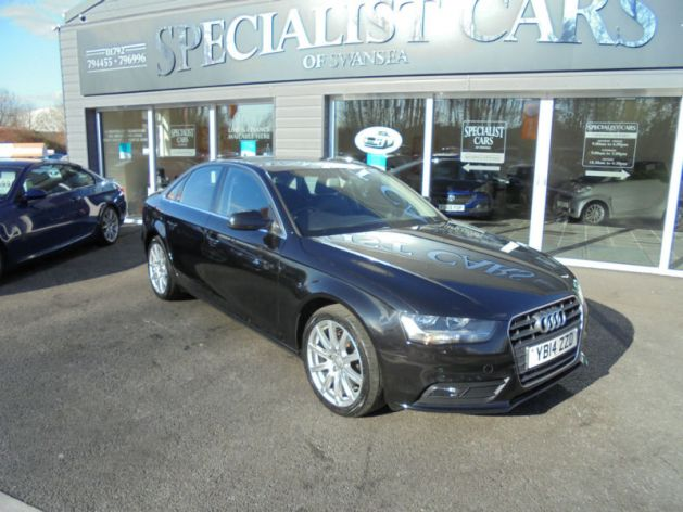 Used AUDI A4 in Swansea, Wales for sale