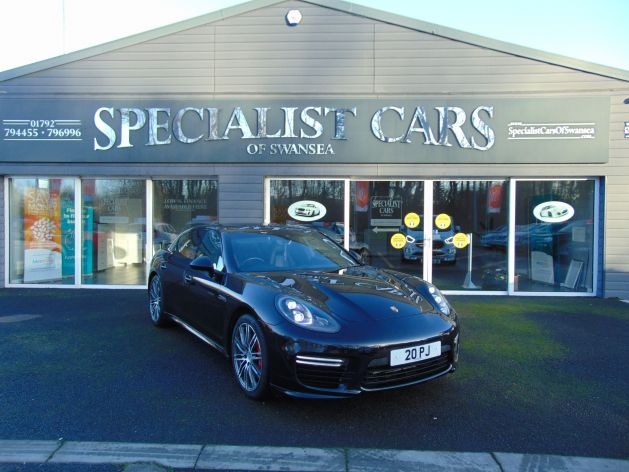 Used PORSCHE PANAMERA in Swansea, Wales for sale